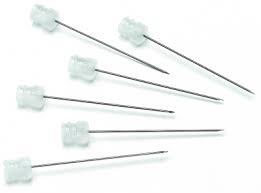 Agulhas e micro seringas para cromatografia