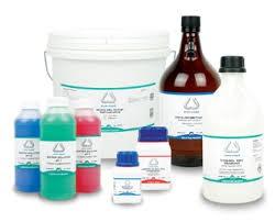 Cotação de reagentes para laboratório
