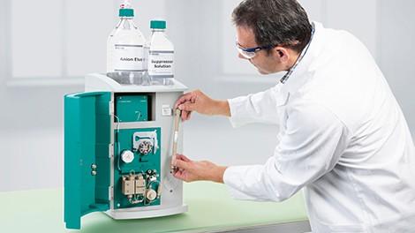 Cromatógrafo de íons preço