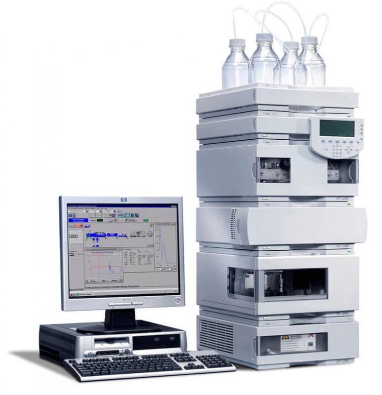Cromatografo liquido preço