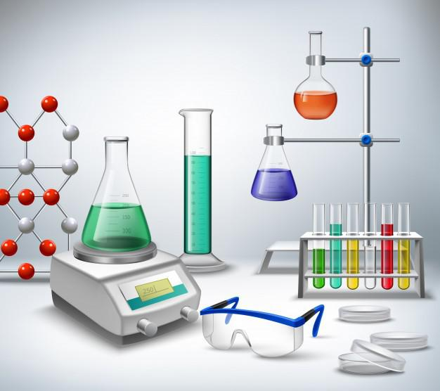 Venda de produtos para laboratório